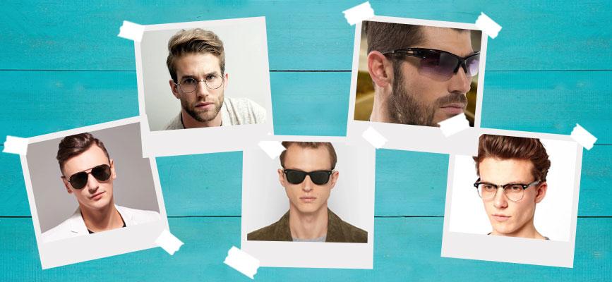 Modelos de óculos masculino